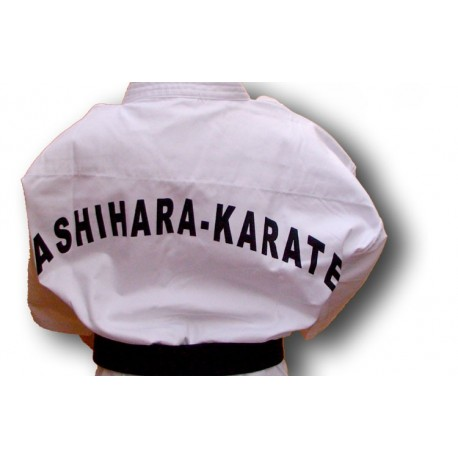 Karategi Ashihara Standard