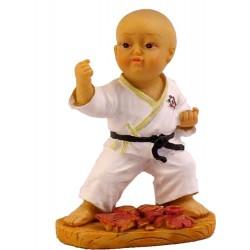 """Figurina mica karate """"A"""""""