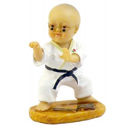 "Figurina mica karate ""B"""