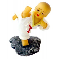 "Figurina mica karate ""G"""