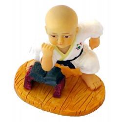 """Figurina mica karate """"I"""""""