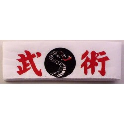 Hachimaki 01 - Bujutsu